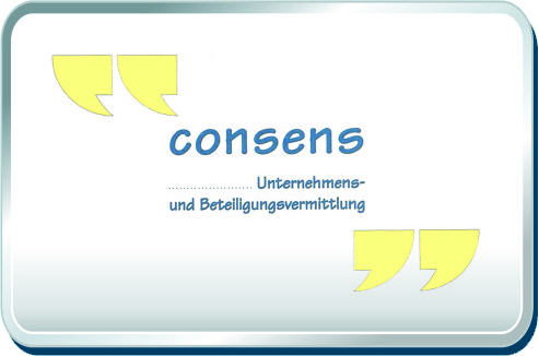 Consens – Enterprise and Holding Operation